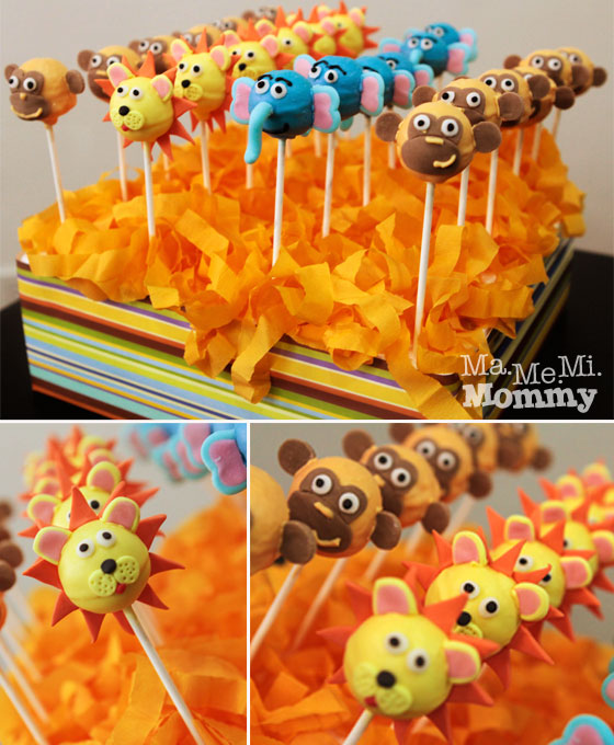 Cake Pops (DIY Dessert Table)