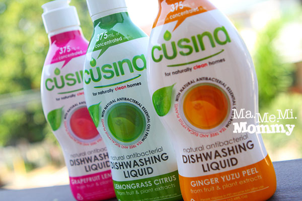 Clean Homes Naturally with Cusina