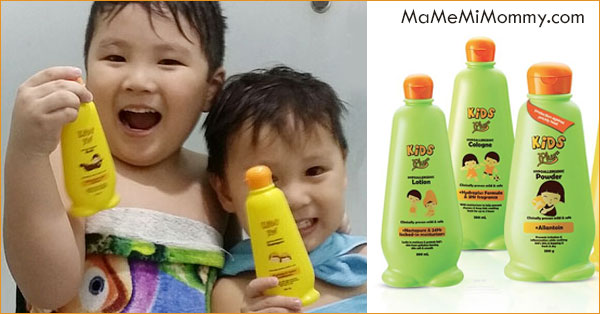 Feeling Fresh and Fruity with Kids Plus
