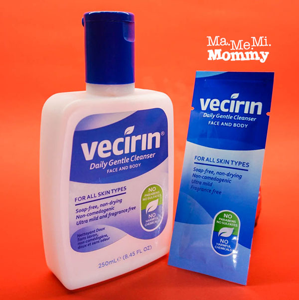 Vecirin, the Daily Gentle Cleanser