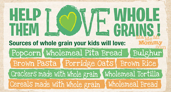 Source of Whole Grains