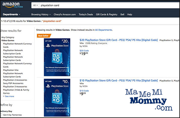PlayStation Now Amazon
