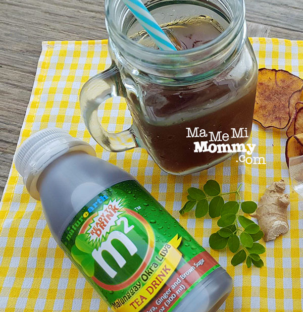 M2 Malunggay Tea Drink