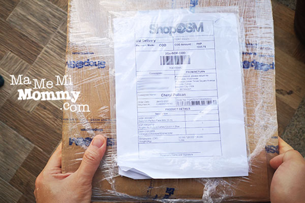 Package from SM